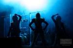 Dominika Gawęda z tancerkami