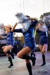 Dziewczyny z zespołu Kolejorz Girls