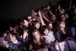 Fani w trakcie koncertu Strachy na Lachy