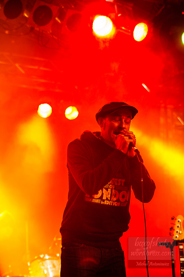Lao Che na koncercie w Poznaniu, relacja