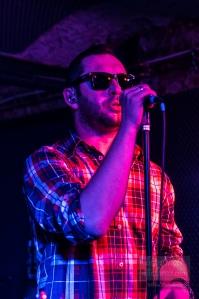 Jakub Koźba, koncert w klubie Fabrika 9.11.12