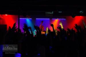 zdjęcia z koncertu Miuosh