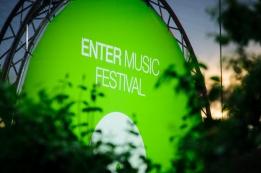 Enter Music Festival nad Strzeszyńkiem
