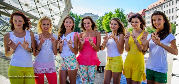 kwalifikacje miss polka 2013 Poznań