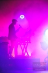 Koncert zespołu Editors w Ponznaniu