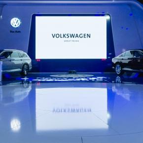 Volkswagen group - premiery w Poznaniu